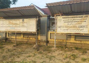 Praktik dugaan pungutan liar (Pungli) terjadi di Desa Kebun IX