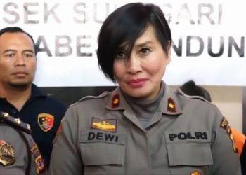 Kompol Yuni Purwanti Kusuma Dewi/Net