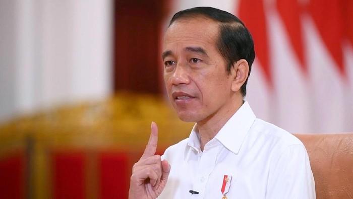Jokowi. Foto: Net