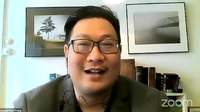 Jozeph Paul Zhang. Foto: Net