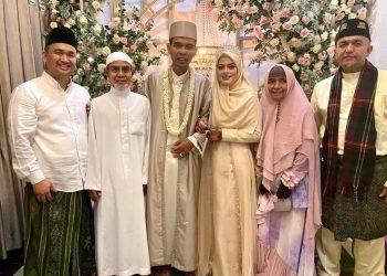 Abdul Somad atau UAS menikahi gadis 18 tahun. (Net)