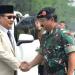 Prabowo sambangi Mabes TNI. Dok: Net