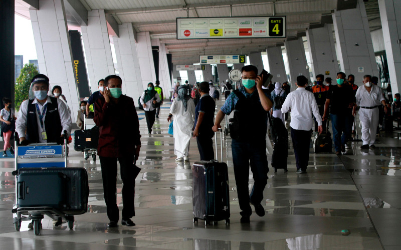 Pelarangan masih berlaku untuk WNA yang ingin datang dengan tujuan wisata. (Ist)
