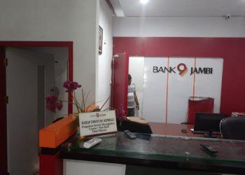 Bank 9 Jambi. (Istimiewa)
