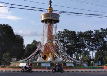 Tugu Keris icon Kota Jambi. (Ist)