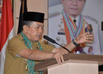 Gubernur Jambi Al Haris. (Istimewa)